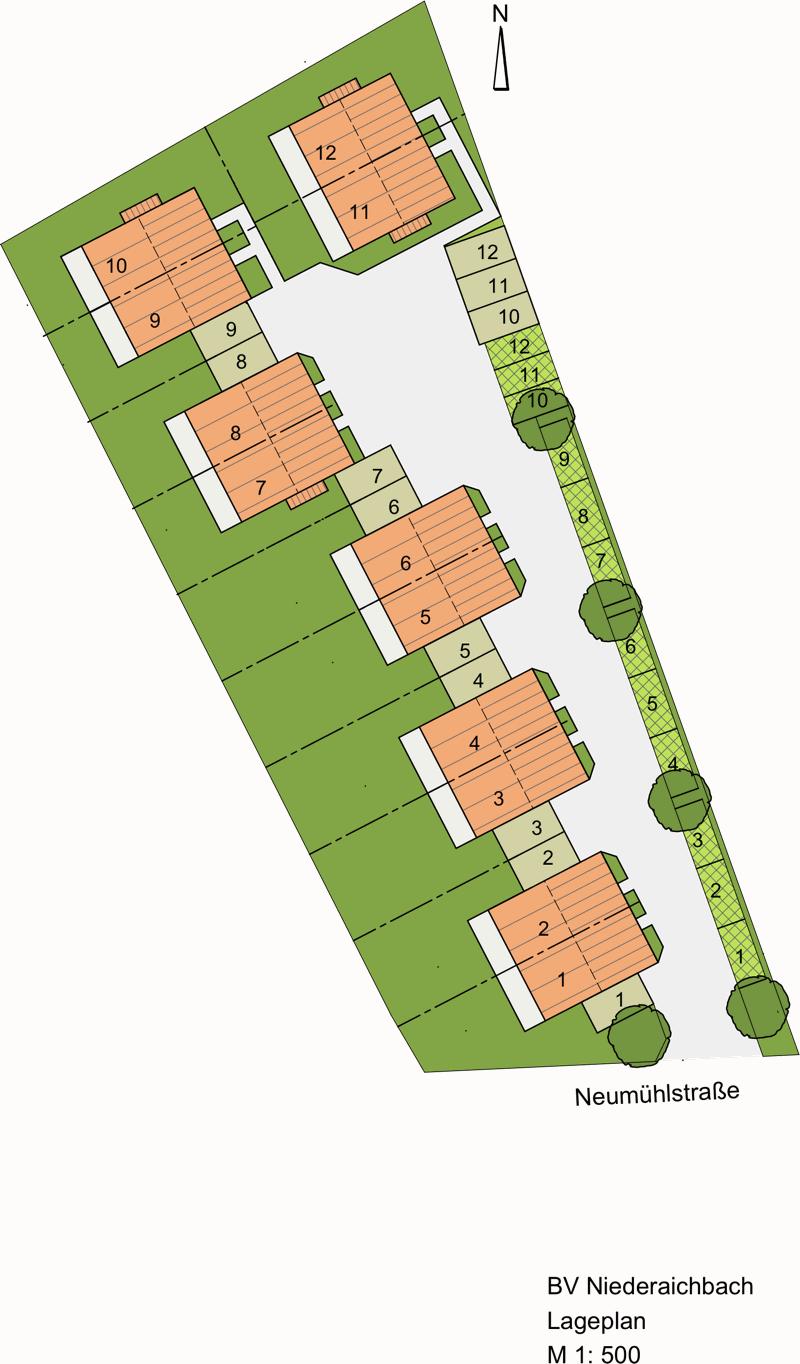 niederaichbach-lageplan