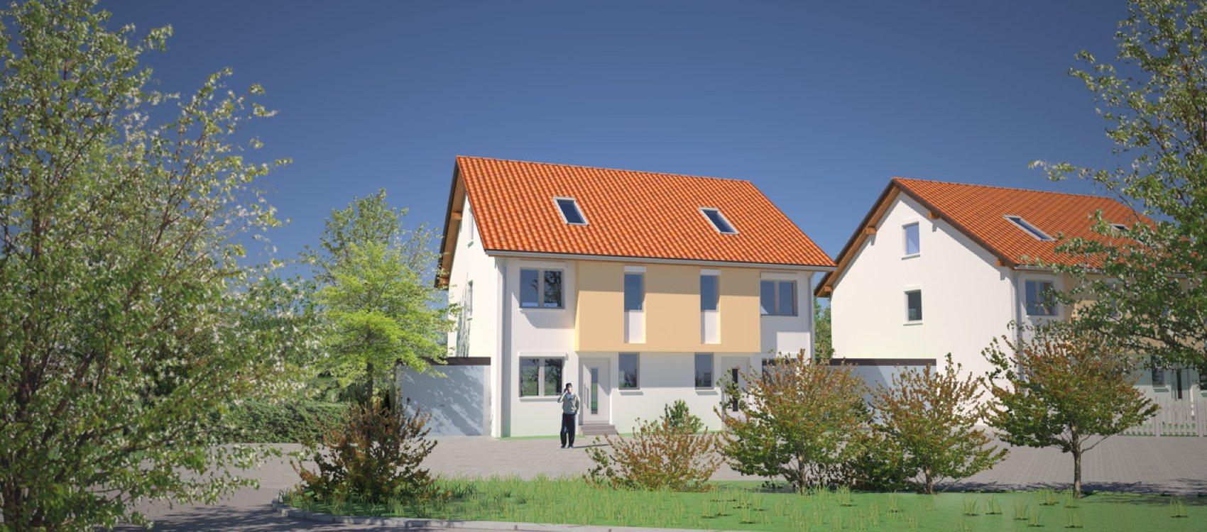 Neubauprojekt in Niederaichbach